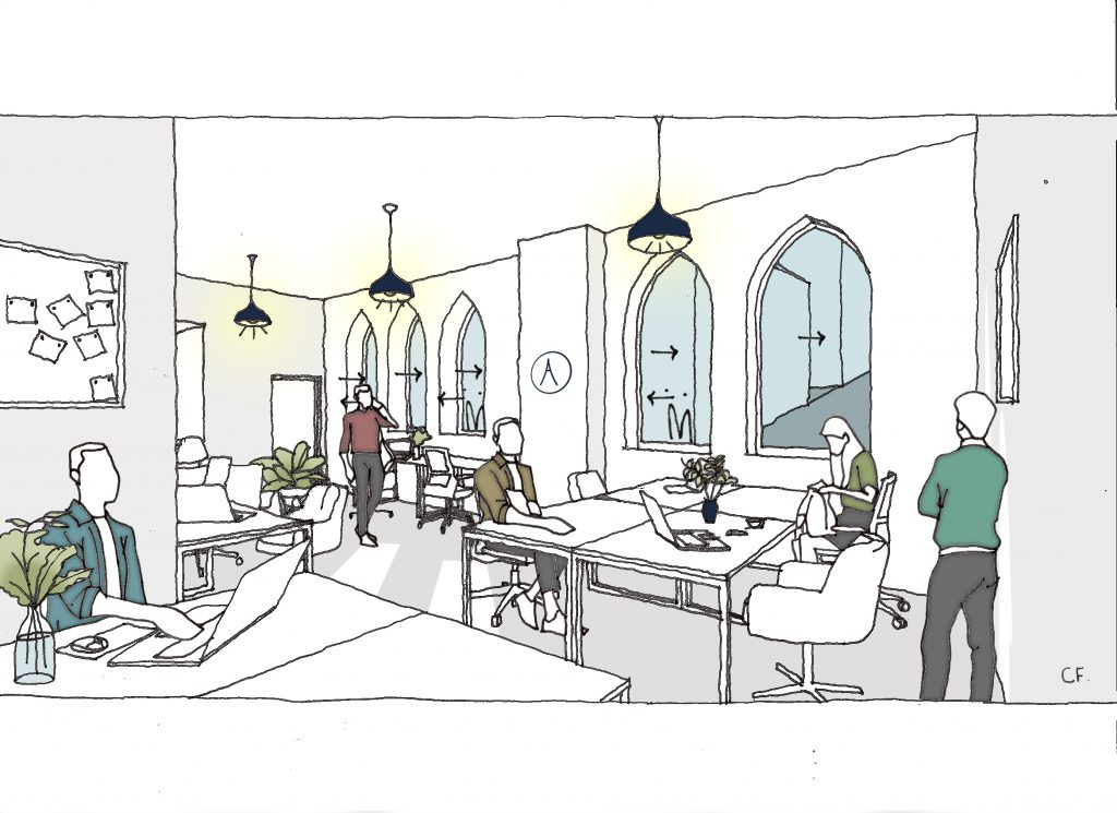 Artist's impression of Alliance @ the L&Y