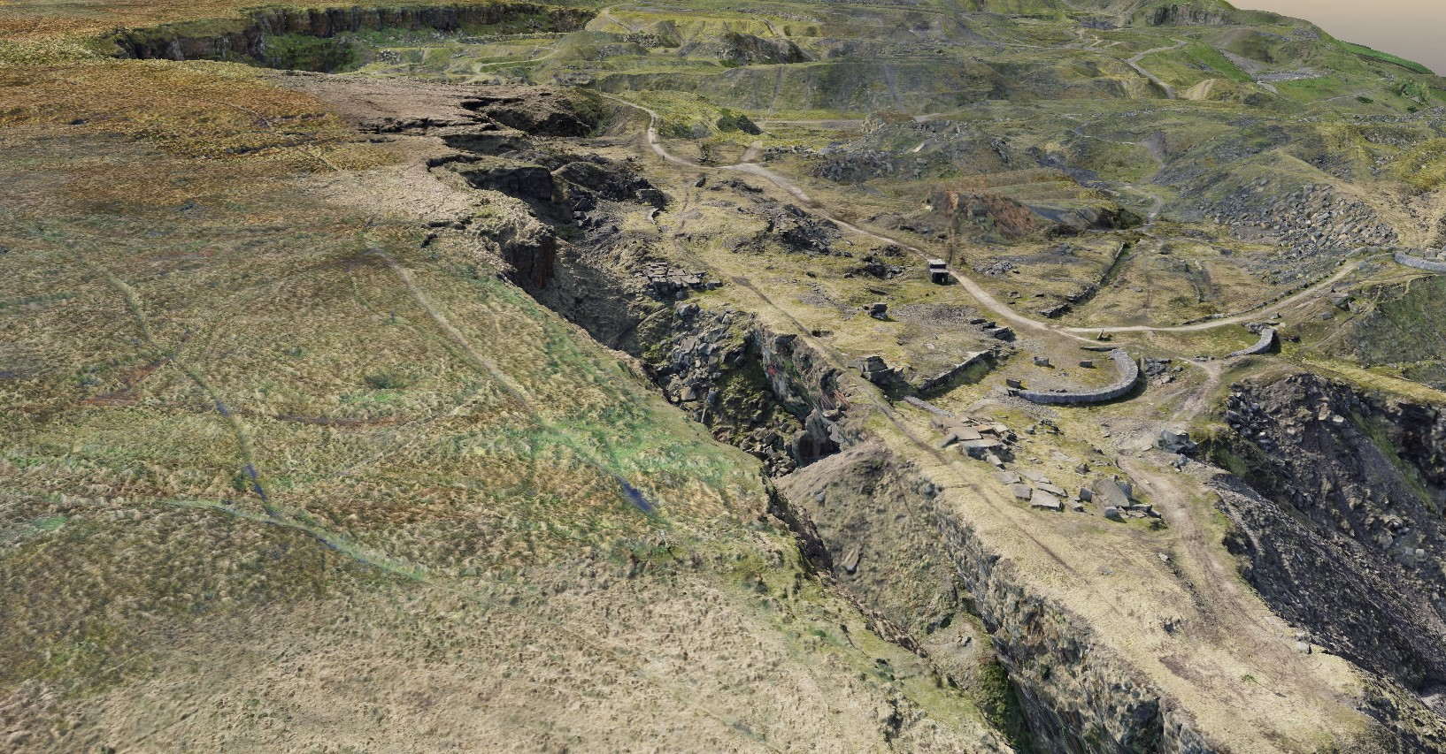 lee quarry rossendale quarry heritage valley of stone
